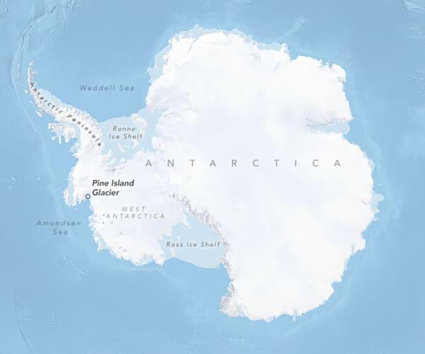 Pine Island Iceberg