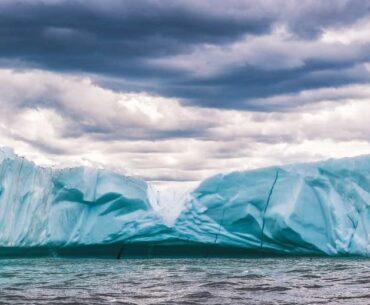 ghețar desprins în Antarctica încălzire globala
