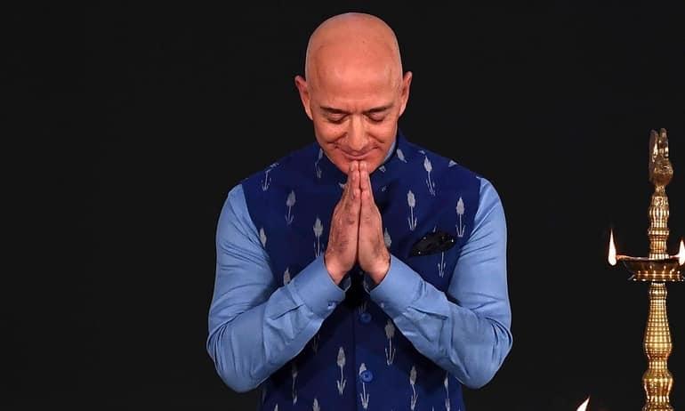 Jeff Bezos Earth