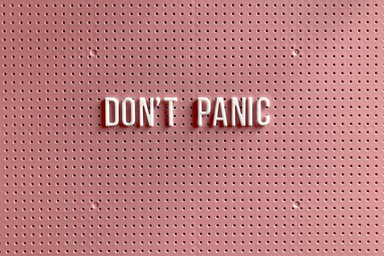 cum sa te feresti de atacul de panica
