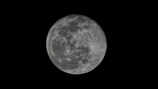 descoperire apa pe luna