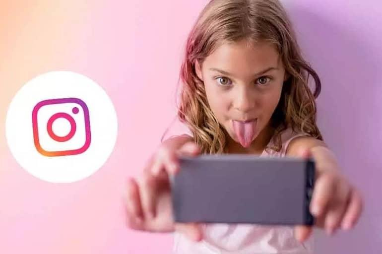 kids instagram
